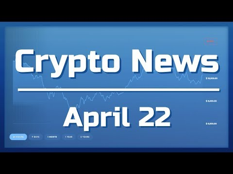 Crypto News Apr 22nd: India Court vs Bank, VeChain/TheKey Identity Solutions, Ethereum Casper Update