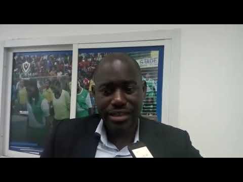 Le Coach Cédric MAPANGOU évoque les prochains matchs face au GHANA