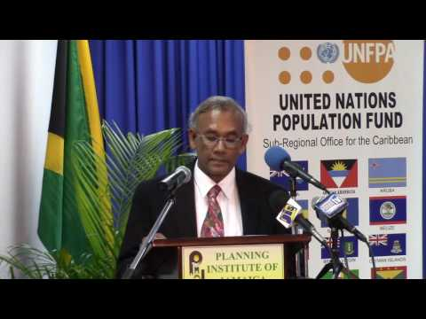 UNFPA Caribbean - PIOJ Williams- Robust investment in our girls is an effective development strategy