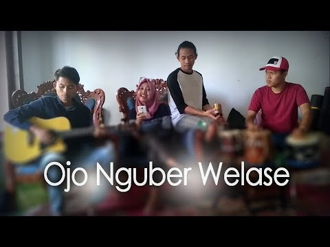 Ojo Nguber Welase - Cover Dangdut Rudy Agus S