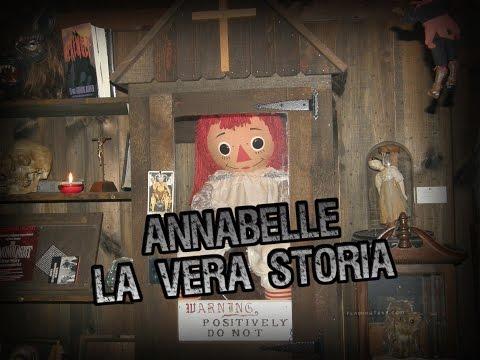 THE CONJURING - LA VERA STORIA DI ANNABELLE