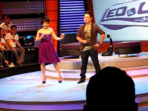 LEO&U - Tùng LEO & Uyên Linh nhảy NOBODY