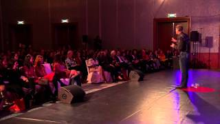 The Differences Between Men and Women: Paul Zak at TEDxAmsterdamWomen