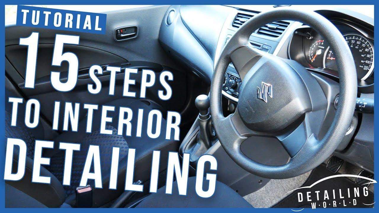 Car Detailing: A Guide