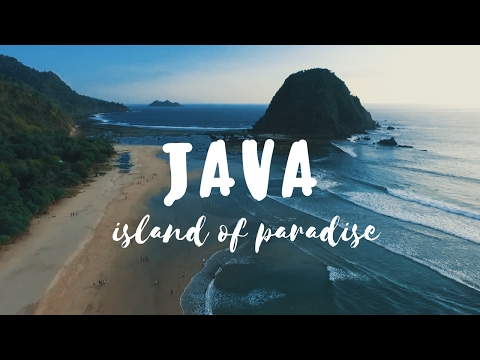 Java — Island of Paradise | Geography Project