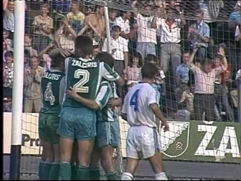 """Legendiniai Vilniaus ,,Žalgirio"""" įvarčiai (football)"""