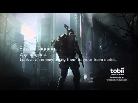 Quand Tom Clancy rencontre la technologie d'eye-tracking Tobii EyeX