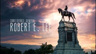 Video General Robert E. Lee statue on Richmond's Monument Avenue // Time-lapse download MP3, 3GP, MP4, WEBM, AVI, FLV November 2017