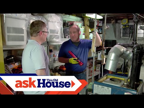 How To Diagnose Leaks In A Steam Boiler Youtube