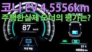 현대 코나 전기차 4만5000km 주행한 오너분 인터뷰 영상 Hyundai Kona EV Long Team Review