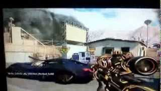 Testing windows webcam amd gameplay of black ops 2