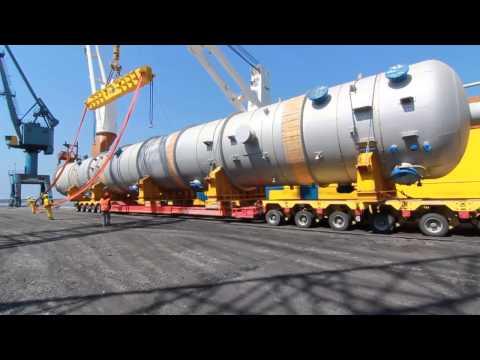 ÇABA Port Handling Operations