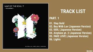 Baixar (FULL ALBUM) BTS - MAP OF THE SOUL: 7 ~ The Journey ~