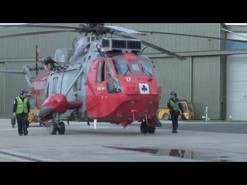 Sea King 771 Squadron - The End of an Era Documentary