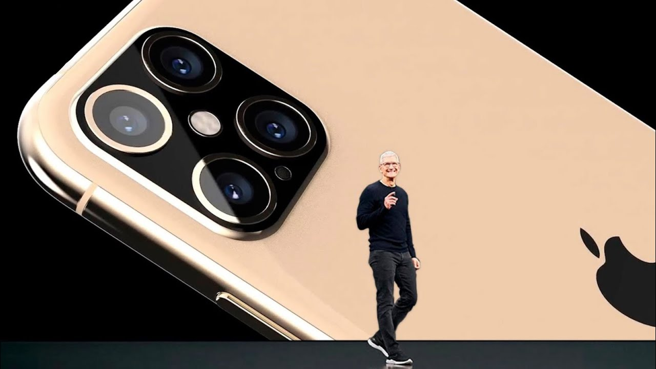 Introducing iPhone 12 — Apple