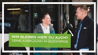 Ausbildung zum Berufskraftfahrer/in im Personenverkehr bei der RVE   Erzgebirge LIVE