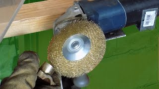 Two Homemade Machines Of Angle Grinder