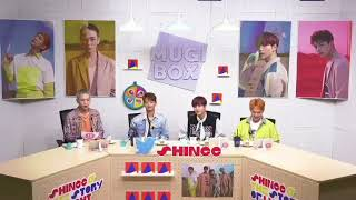 [RAW-SR] 180528 !t Live Special: The 6th MUGI-BOX with SHINee (샤이니)