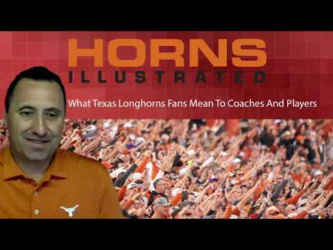 Steve Sarkisian Shares The Impact Fans Have On Players And Coaches