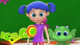 Bo Auf Der GO! - Bo und die Knarrende Crink    Cartoons Feind Kinder