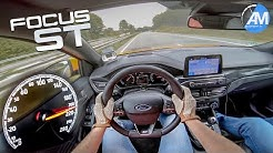 2019 Ford Focus ST - 0-250 km/h acceleration🏁
