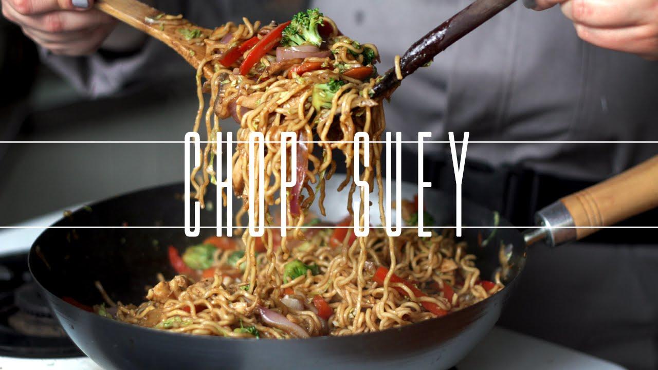 how to make fijian chop suey