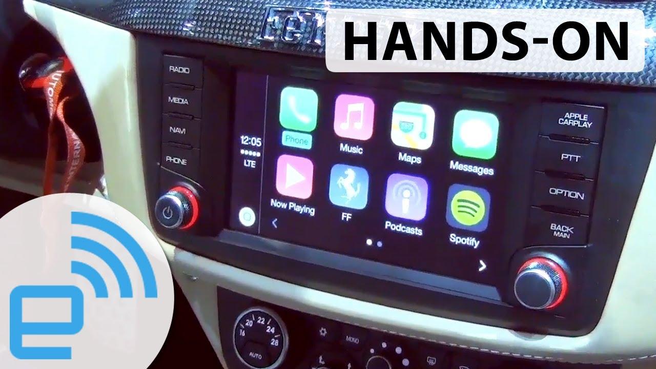 Apple CarPlay | Club Touareg Forum