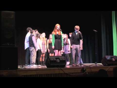 Poison and Wine - Civil Wars (a cappella)