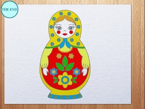 how to make russian dolls
