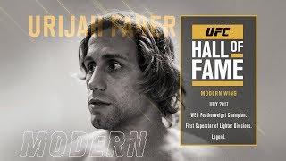 Hall da Fama do UFC: Urijah Faber