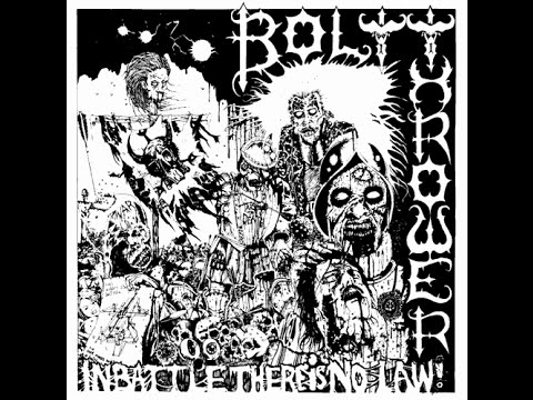 Bolt Thrower - In Battle There Is No Law [Full Album] mp3