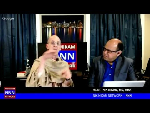 Sri. Jayadviata Swami on Vanity Karma with Nik Nikam, MD on NNN