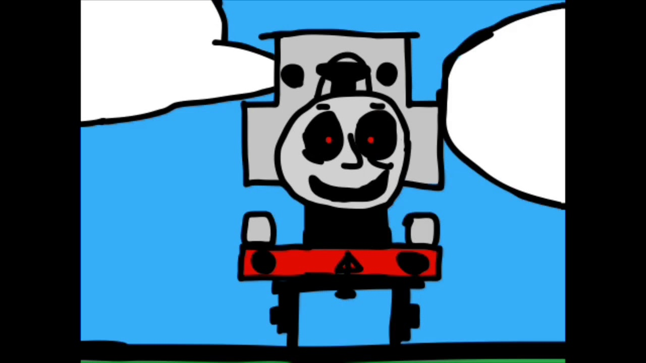 Timothy The Ghost Engine Animation