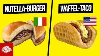 Fast-Food-Gerichte, die es in Deutschland nicht gibt