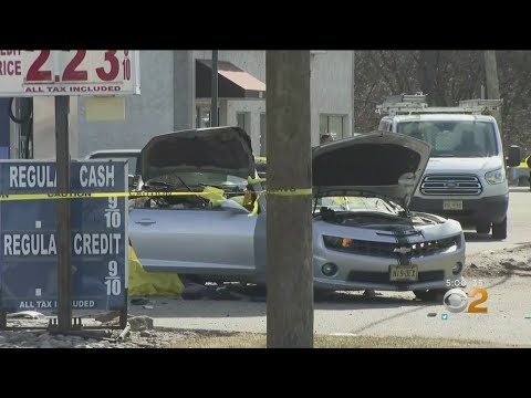 3 Killed In New Jersey Gas Station Accident