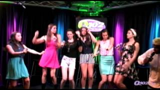 cimorelli fresh prince of bel air theme song at q102