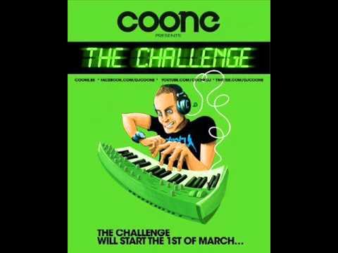 album dj coone the challenge