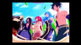 Fairy Tail 2014 opening 2 Strike Back