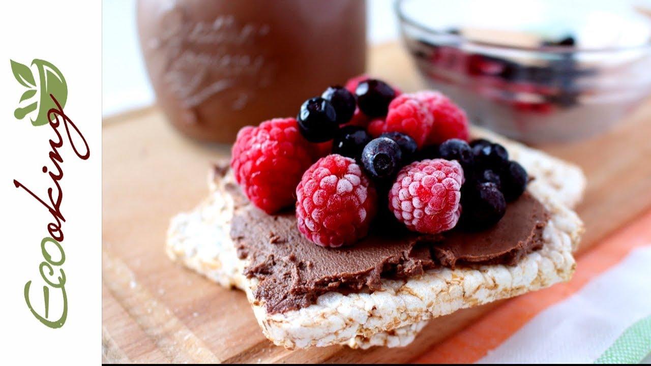Универсальный Ганаш-Шоколадная Паста / vegan (постный рецепт)