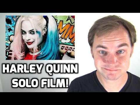 Harley Quinn Solo Film Announced! - The Pull List 42