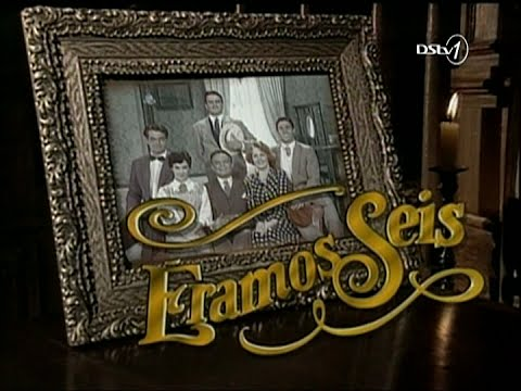 "Abertura da novela ""Éramos Seis"" (1994)"