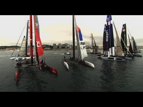 America's Cup  World Series: Cascais - Day 1