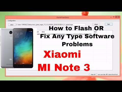 how-to-flash-redmi-note-3---install-stock-rom-on-redmi-note-3-|-unbrick-dead-note-3---account-remove
