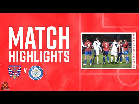 Dagenham & Red. Stockport Goals And Highlights