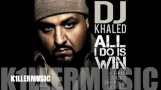 DJ Khaled-All I Do Is Win (HQ)