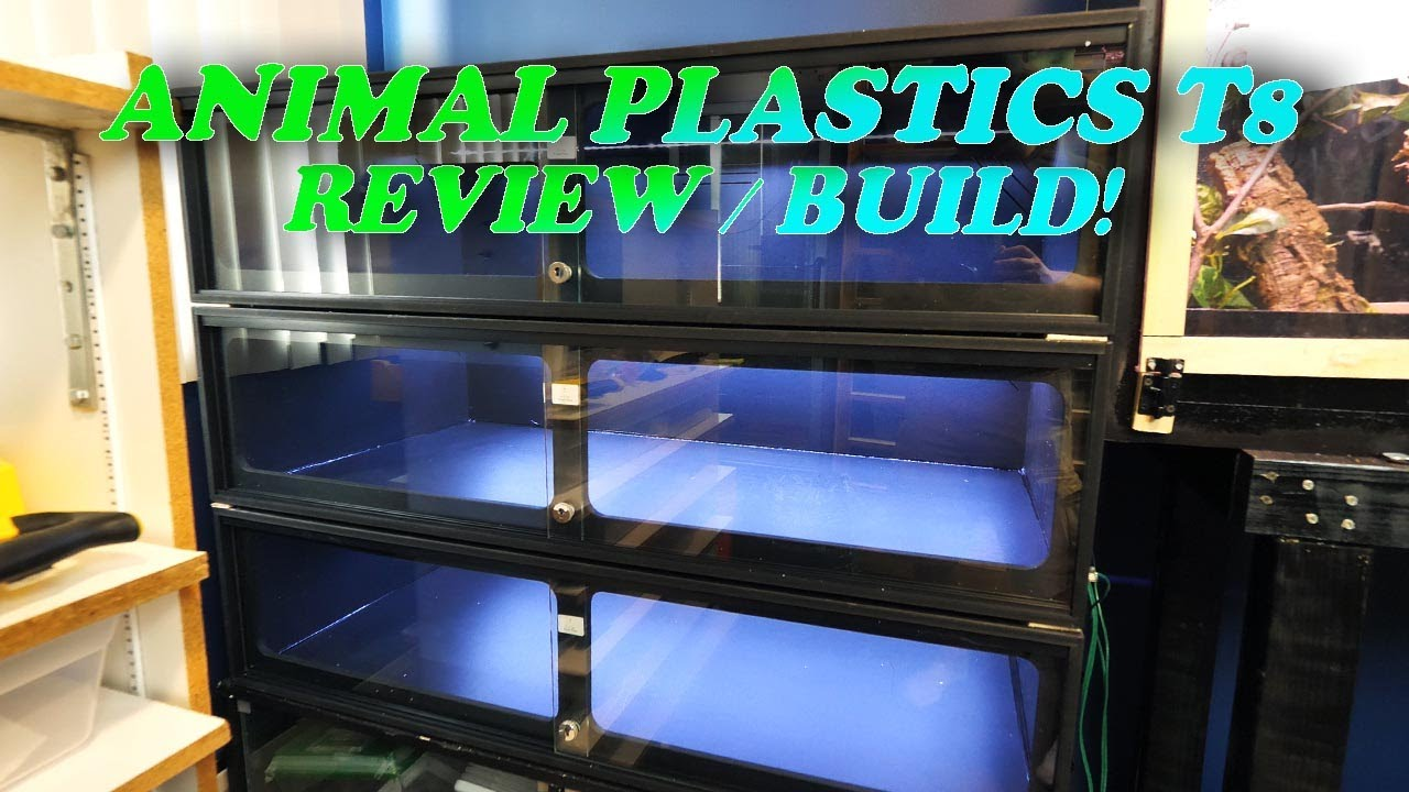 Animal Plastics T8 Enclosures Assemble Review Youtube Animal anesthesia machine control method: animal plastics t8 enclosures assemble review