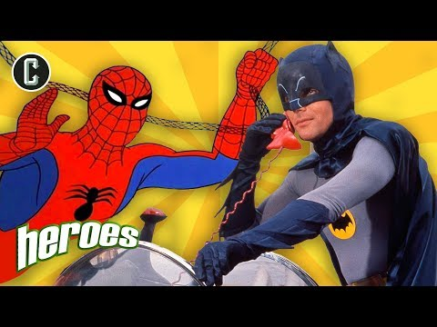 DC Vs. Marvel Part 1: The 1960's - Heroes
