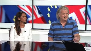 Gina Miller and Tim Martin's reaction to Article 50 triggering