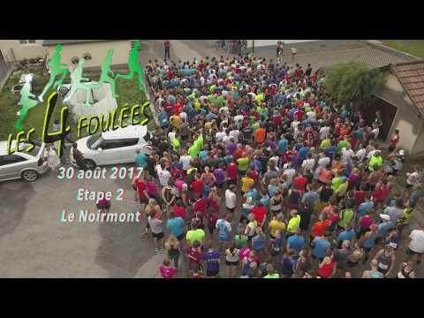 30.08.2017 Les 4 Foulées Etape 2 Le Noirmont