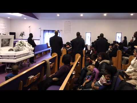 FISHER FUNERAL HOME - JOHN LUCY- TRIBUTE TO THE FAMILY